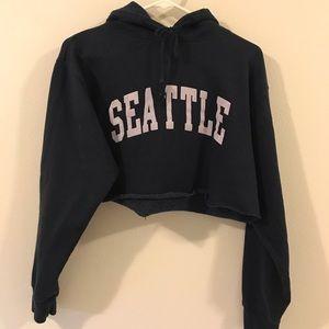Brandy Melville Seattle Hoodie